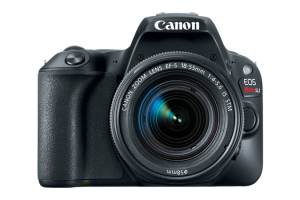 Canon EOS Rebel SL2 for Underwater