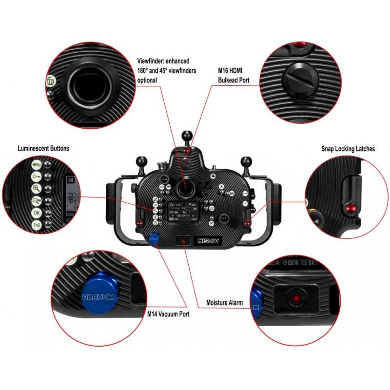 Nimar Pro Housing Canon 5D Mark IV