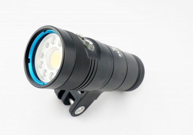 Kraken Hydra 2500 WRU Video Light