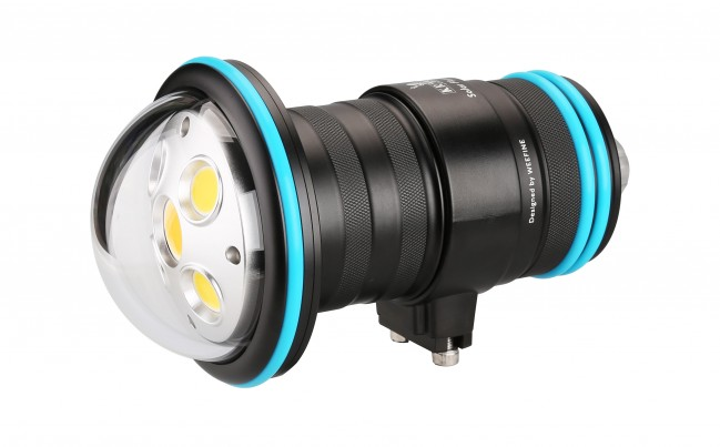 Kraken Solar Flare Max Video Light