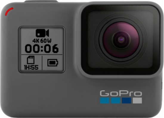 GoPro Hero6 for underwater photography