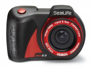 Sealife Micro 2.0 for underwater photography