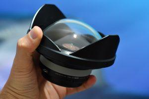 Fantasea UWL-09PRO Wet Wide Angle Lens