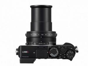 Panasonic LX100 II zoom