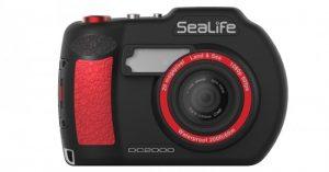 Sealife DC2000 for underwater