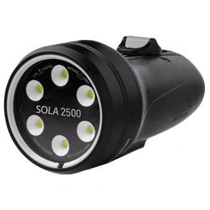 Sola 2500 Video Light