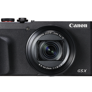 Canon G5X Mark II Front