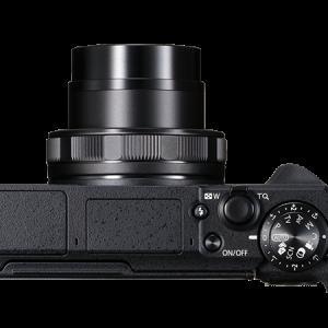Canon G5X Mark II Top