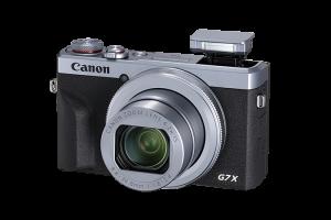 Canon G7X III Silver Flash
