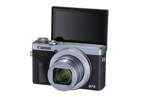 Canon G7X III Silver Screen for underwater