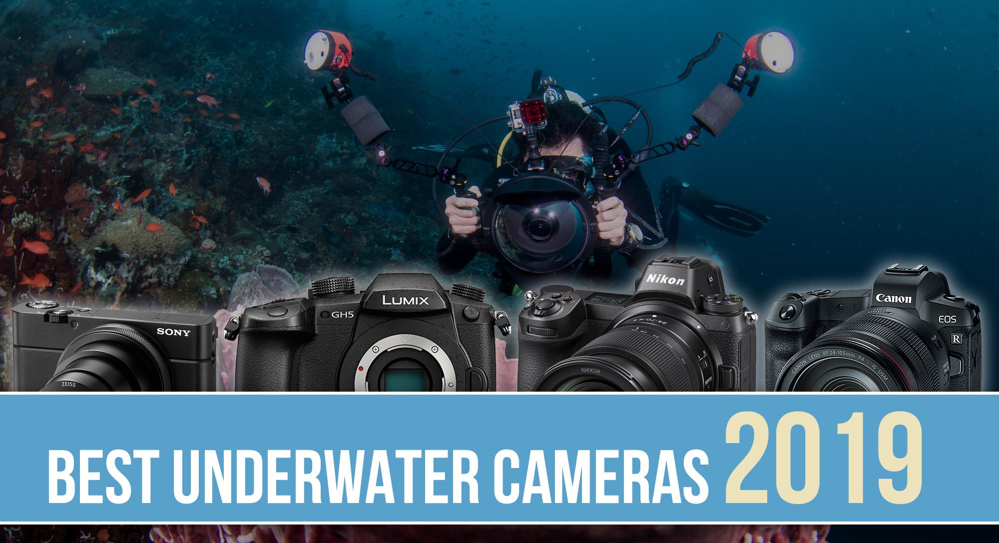Best underwater cameras 2019