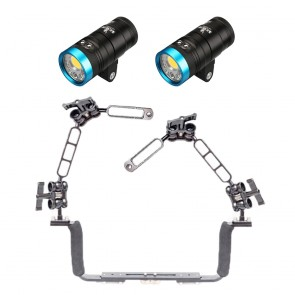 Hydra 3500S Video Light PAckage