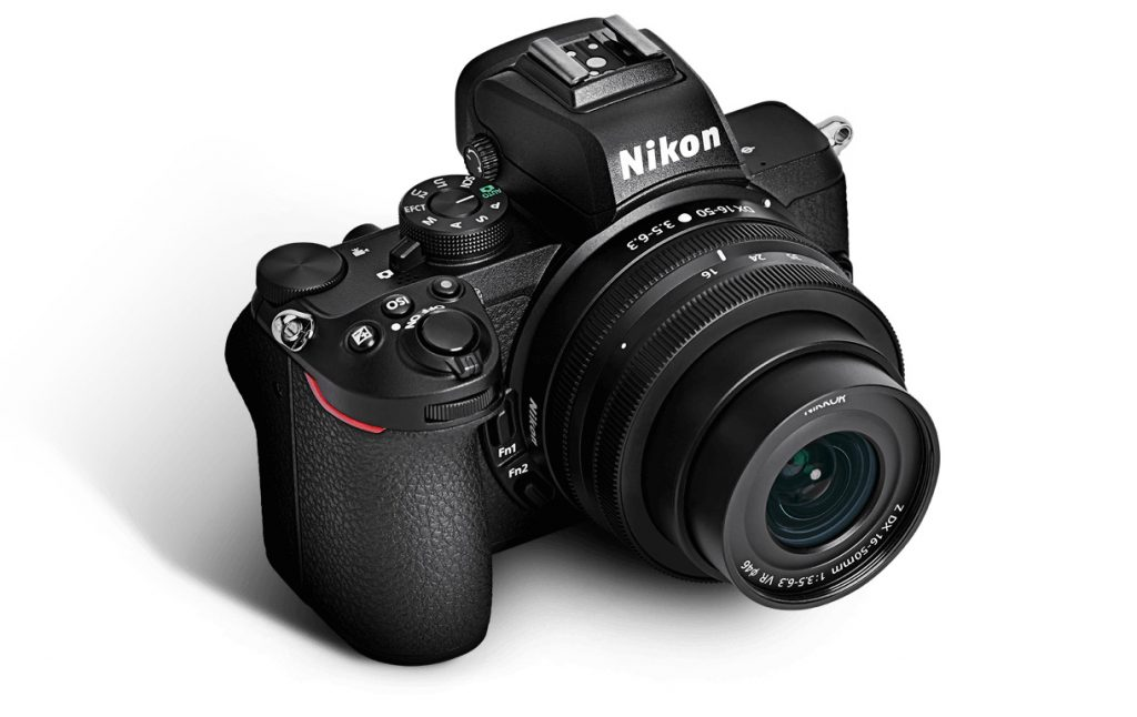 nikon z50 for underwater photography