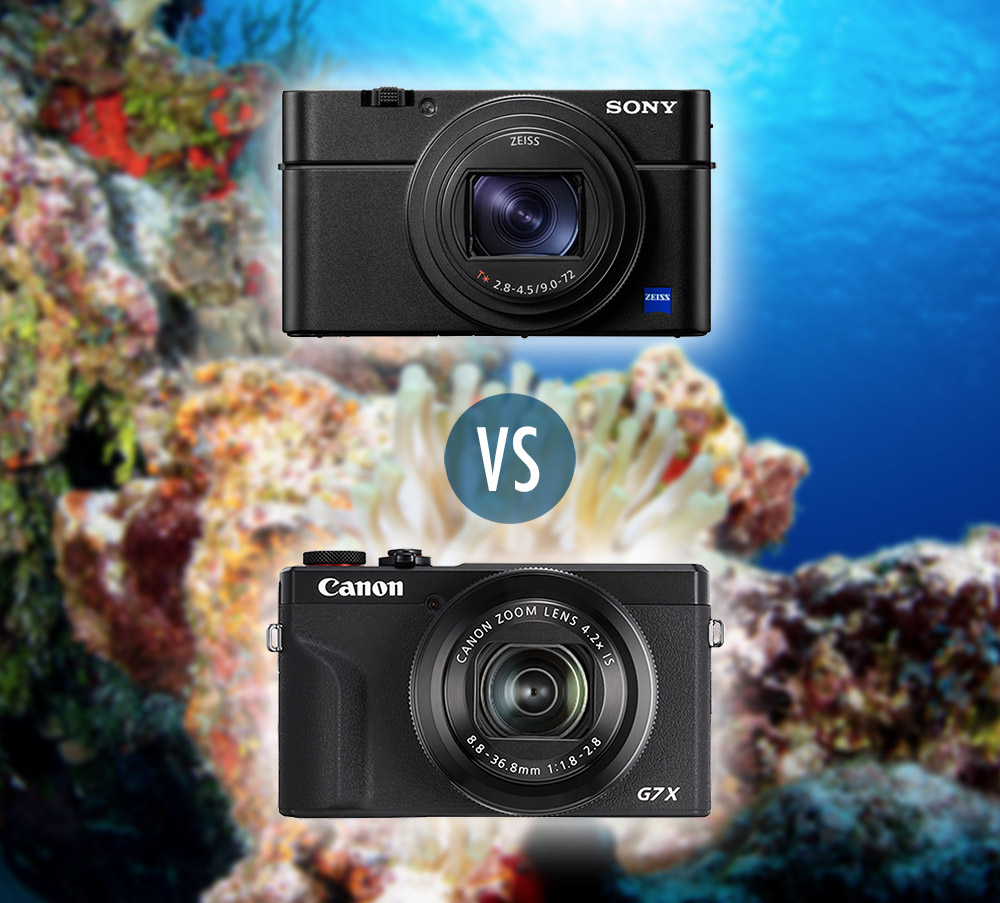 RX100 VII vs G7X III Cover Image