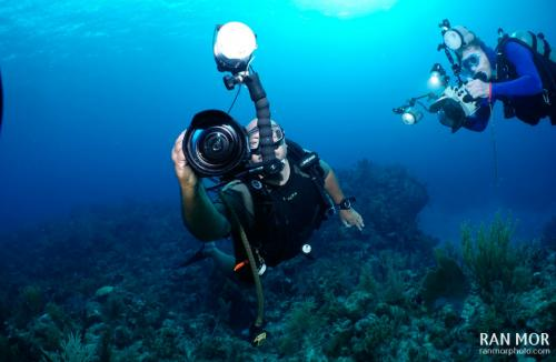 Diver shooting in Cuba