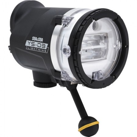 Sea and Sea YS-D3 Underwater Strobe Flash