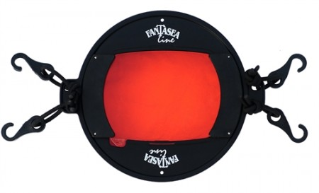 Fantasea Sea Water Red Filter for Canon G12 G15 G16