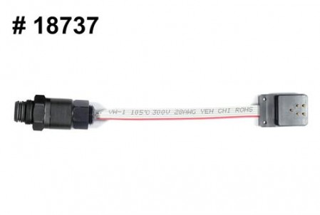 Aquatica S6 Type TTL Connector assembly with Canon type hot shoe (special order only)