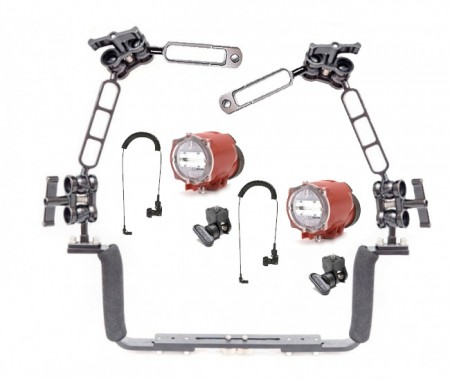 Dual Inon S2000 Ball and joint package