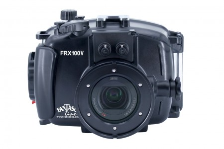 Fantasea Underwater Housing FRX100 V