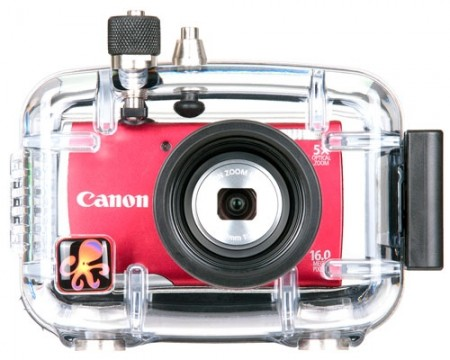 Canon A2500 Underwater Housing