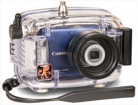 Housing for Canon A480