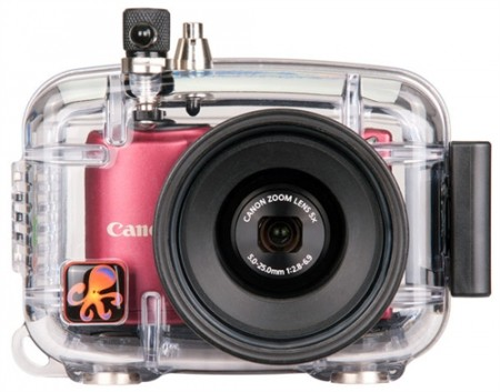 Canon A810 Underwater Housing