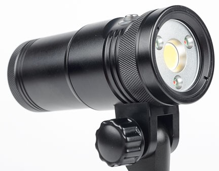2000 Lumens Underwater Video Light