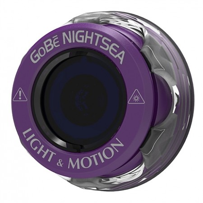 Light and Motion - GoBe Nightsea Head