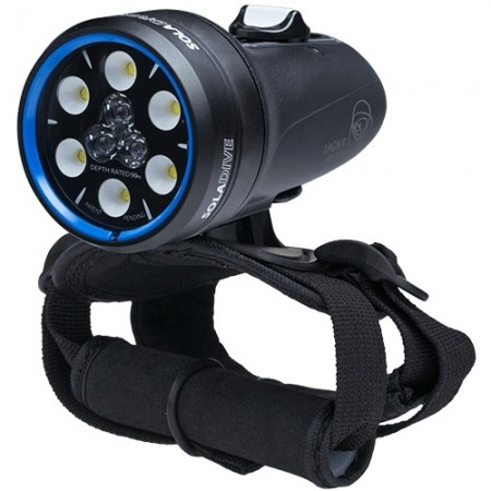 Light and Motion SOLA Dive 800 S/F (800 Lumens) Underwater Dive Light