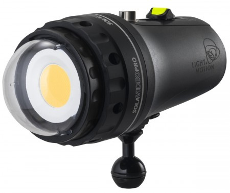 Light and Motion Sola Video Pro (15000 Lumens) Underwater Video Light