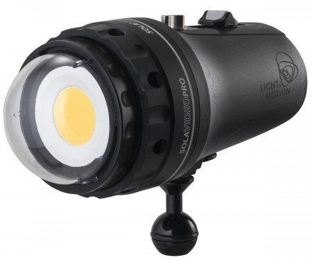 Light and Motion Sola Video Pro (12000 Lumens) Underwater Video Light