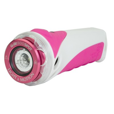 Light and Motion GoBe S 500 Spot (Berry)- 856-0600-A (500 Lumens) Underwater Dive Light