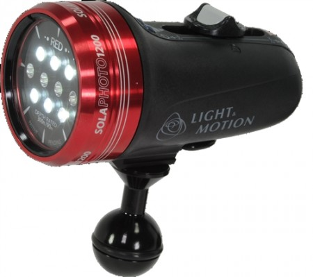 1200 Lumens Underwater Focus Light