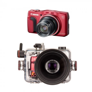 Canon SX700 Underwater Camera