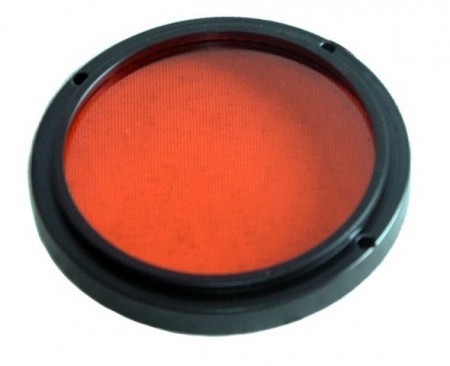 Mozaik - Red Filter for 52mm Thread