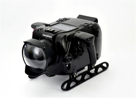 Red Epic / Scarlet Underwater Housing
