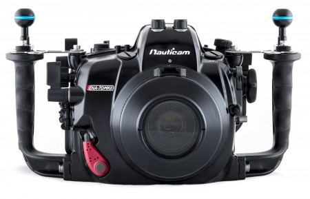 Nauticam NA-7DMKII Underwater DSLR Housing for Canon 7D Mark II