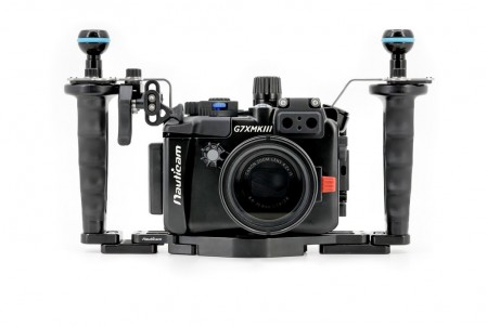 Nauticam NA-G7XIII Underwater Housing Pro Package for Canon G7X Mark III