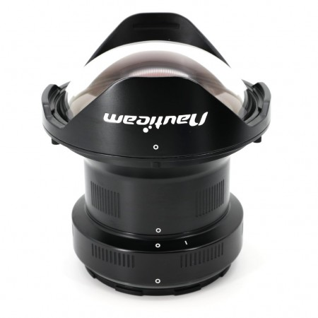 Nauticam - N100 0.36x Wide Angle Conversion Port (for Full Frame 28mm Lens)