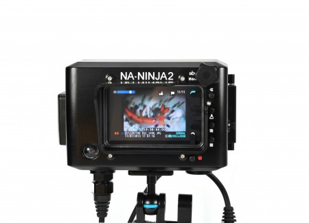 Nauticam - NA-NINJA2 Housing for Atomos Ninja-2 w/ HDMI Bulkhead & Cables