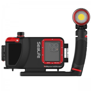 Sealife Underwater Camera Housing Light Bundle SL401- 01