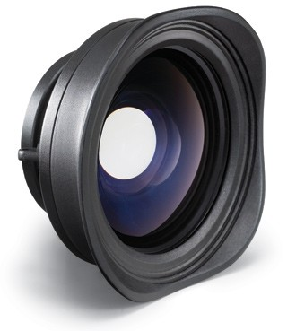Fisheye Wide Angle Lens (For DC series cameras)