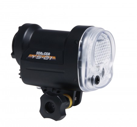 Sea & Sea Underwater Strobe YS-01 Head