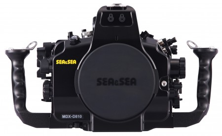 Sea and Sea MDX-D810 Underwater DSLR Housing for Nikon D810
