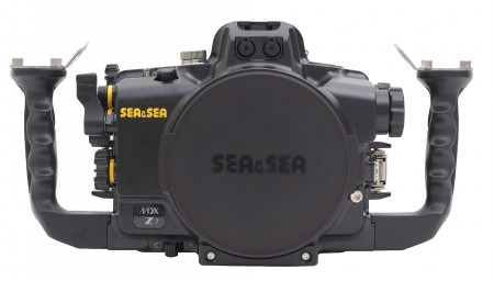 Sea and Sea Underwater DSLR Housing SS-06189- 01
