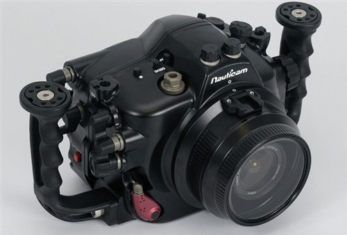 Nauticam canon 60d digital camera housing