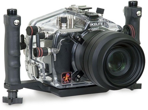 Canon EOS 60D Underwater Housing for DSLR by Ikelite