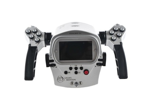 Light & Motion - STINGRAY G2 Series Underwater Housing for Sony HDR-CX520  HDR-XR520 HD Handycam Camcorder Video