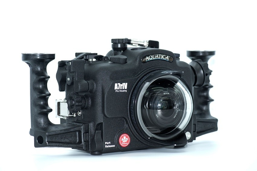 Aquatica  Underwater  Housing for Sony A7RIV